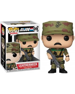Retro Toys - Pop! - G.I. Joe : Leatherneck n°09