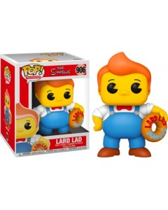 The Simpsons - Pop! - Lard Lad 15 cm n°906