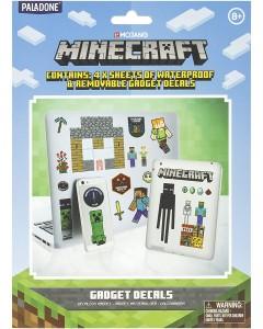 Minecrat - Set de gadget decals