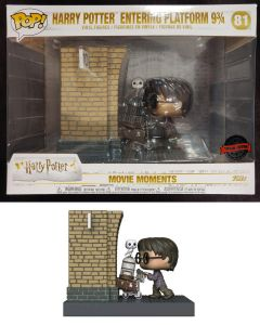 Harry Potter - Pop! - Harry Entering Platform 9 3/4 n°81