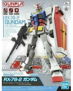 Gundam - Entry Grade 1/144 RX-78-2 Gundam