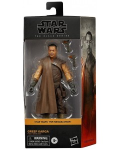 Star Wars - Black Series - Figurine Greef Karga (The Mandalorian)
