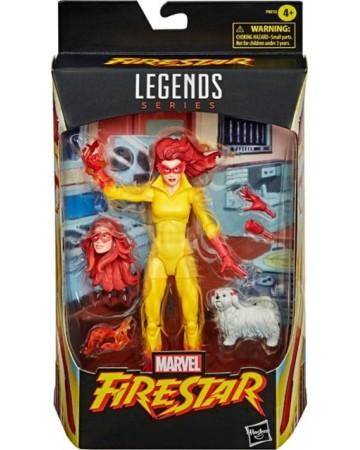 Marvel Legends - Figurine Firestar