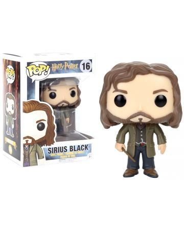 Harry Potter - Pop! - Sirius Black n°16 (white packaging)