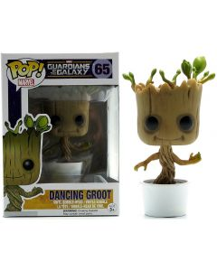 Marvel Pop! - Guardians of the Galaxy - Baby Dancing Groot n°65
