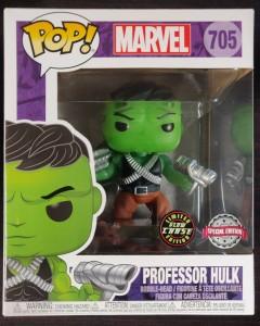 Marvel - Pop! - Professor Hulk n°705 exclusive CHASE