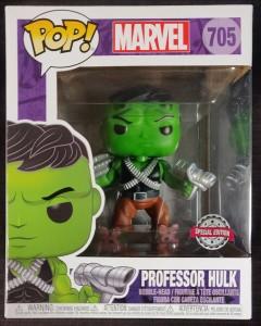 Marvel - Pop! - Professor Hulk n°705 exclusive