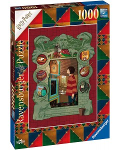 Harry Potter - Puzzle 1000 pièces At the Weasley's
