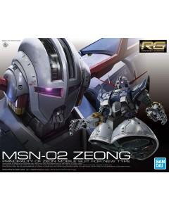 Gundam - RG 1/144 MSN-02 Zeong