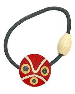 Mononoke Hime - élastique Masque