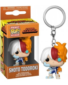 My Hero Academia - Pop! Pocket - porte-clé Shoto Todoroki