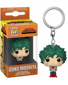 My Hero Academia - Pop! Pocket - porte-clé Izuku Deku Midoriya School