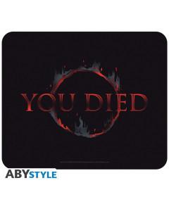 Dark Souls - Tapis de souris You Died