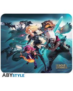 League of Legends - Tapis de souris Equipe
