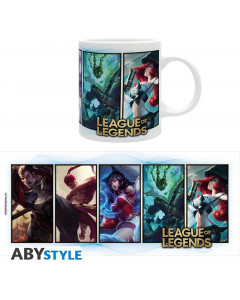 League of Legends - Mug 320 ml Champions