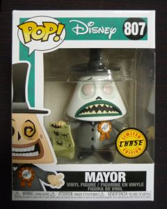 Nightmare Before Christmas - Pop! - Mayor n°807 CHASE
