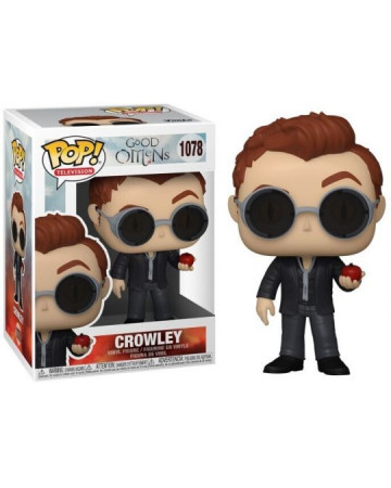 Good Omens - Pop! Television - Crowley n°1078