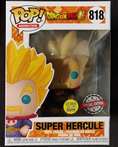 Dragon Ball - Pop! - Super Hercule n°818 exclusive