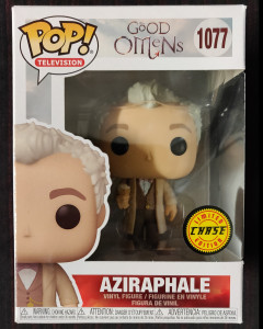 Good Omens - Pop! Television - Aziraphale CHASE n°1077
