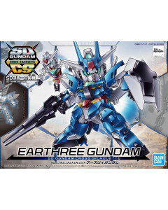 Gundam - SD Gundam Cross Silhouette Earthree