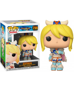 Monster Hunter - Pop! Animation - Avinia n°799