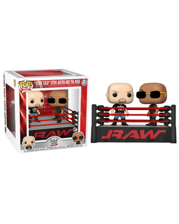 WWE - Pop! - Stone Cold Steve Austin and The Rock