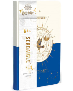 Harry Potter - Constellations - Carnet Serdaigle (Ravenclaw)