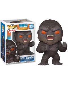 Godzilla vs Kong - Pop! - Kong Battle-Ready n°1020