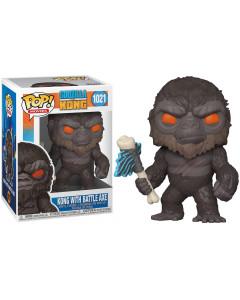 Godzilla vs Kong - Pop! - Kong with Battle Axe n°1021