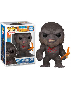 Godzilla vs Kong - Pop! - Kong Battle-Scarred n°1022