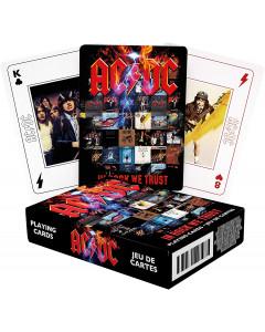 AC/DC - Jeu de cartes