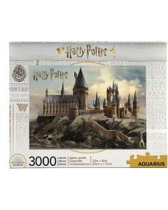 Harry Potter - Puzzle Hogwarts (3000 pièces)