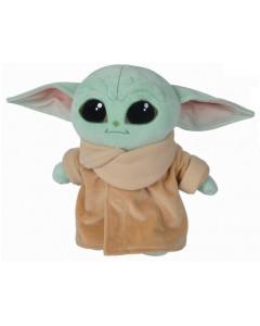 Star Wars : The Mandalorian - Peluche The Child (Baby Yoda) 25 cm