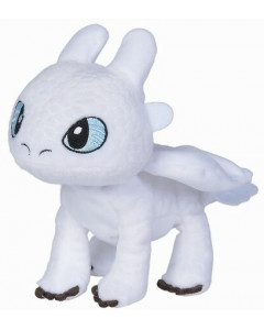 How to train your Dragon - Dragons - Peluche Light Fury 25 cm