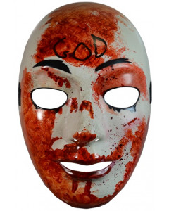 The Purge Anarchy - Masque plastique God Bloody