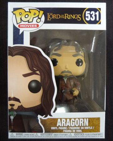 Lord of the Rings - Pop! - Aragorn n°531