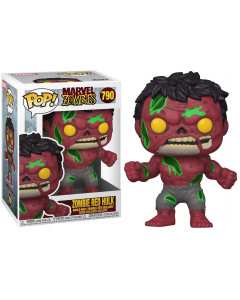 Marvel Zombies - Pop! - Zombie Red Hulk n°790