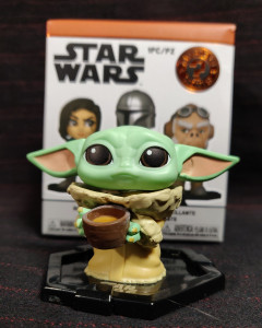Star Wars : The Mandalorian - Mystery Minis - Mini The Child Cup 1/6