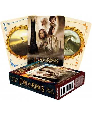 Lord of the Rings - Jeu de cartes The Two Towers
