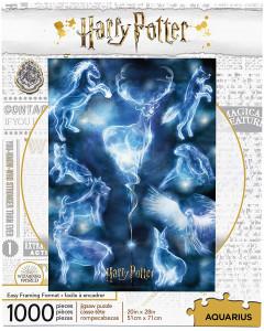 Harry Potter - Puzzle Patronus (1000 pièces)