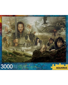 Lord of the Rings - Puzzle Saga (3000 pièces)