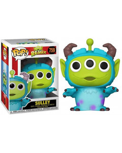 Pixar - Pop! Alien Remix - Sulley n°759