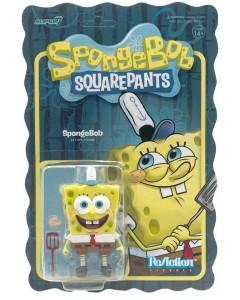 Spongebob - ReAction Figure - Figurine Bob 9 cm