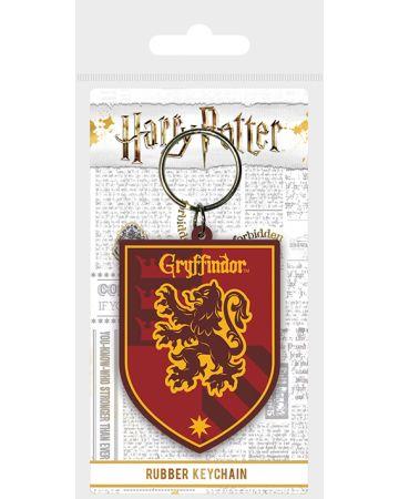 Harry Potter - Porte-clé en PVC Gryffindor V2