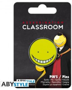Assassination Classroom - Pins Koro Sensei