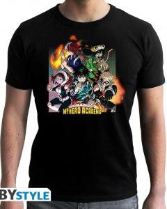 My Hero Academia - T-Shirt Groupe