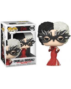 Disney Pop! - Cruella Live - Cruella Reveal n°1039