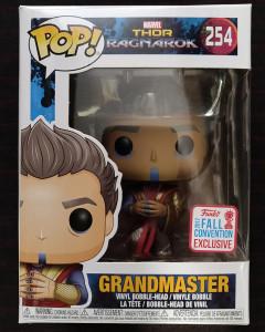 Thor Ragnarok - Pop! - Grandmaster n°254