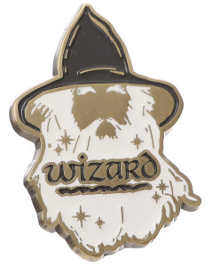 Lord of the Rings / The Hobbit - Pins Gandalf Wizard