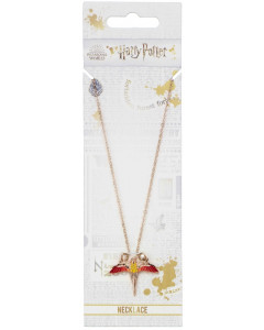 Harry Potter - Collier Fawkes (Fumseck)